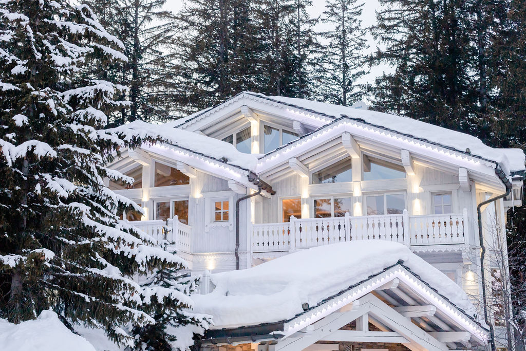 Chalet White Dream Courchevel